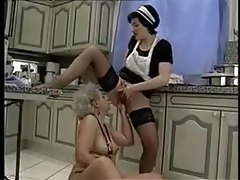 Free French Maid Videos