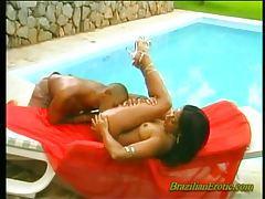 Brazilian erotic babe blowjob tubes