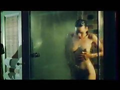 Watch an erotic hottie in the shower tubes