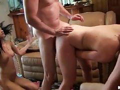 Orgy scene with hard young body ladies tubes