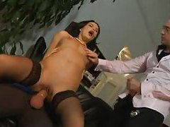 Sex with irresistible secretary babes tubes