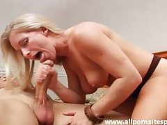 They 69 after milf sucks his cock hard tubes
