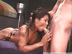Wild Asian hottie enjoys pleasuring rocker boyfriend tubes
