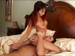 Foreplay and incredible sex with Asian hottie tubes