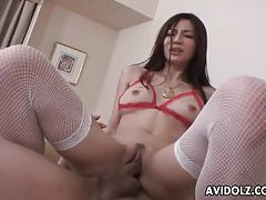 Beautiful Anri Suzuki anal sex tubes