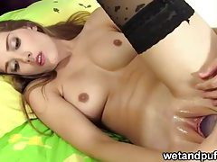 Tina Blade squirting multiple times tubes