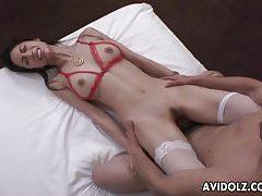 Beautiful Anri Suzuki anal sex tubes