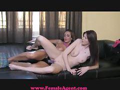 FemaleAgent Strap on seduction tubes