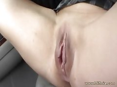 MILF Car Squirt tubes