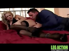 Foreplay with a gorgeous blonde girl tubes