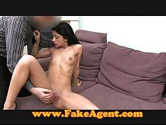 FakeAgent She makes spunk fly tubes