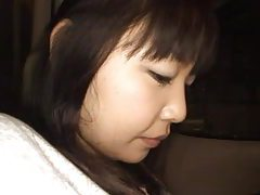 Amateur asian blowjob in car tubes