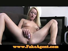 FakeAgent  Amateur MILF wants anal tubes