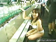 Sexy Asian getting nice and naked tubes