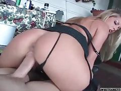 See her rock that pussy back and forth on cock tubes
