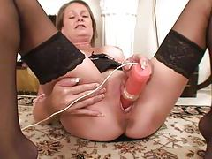 Horny granny needs to cum tubes