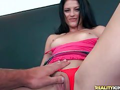 Petite girl masturbates on camera for first time tubes