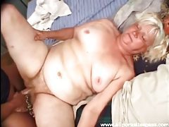 BBW mature fucked in the hairy vagina tubes