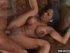 Huge tits slut with big tits nailed hard tubes