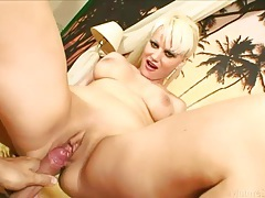 She prefers her anal sex to be POV cock riding tubes