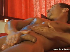 Doing The Erotic Own Penis Massage tubes