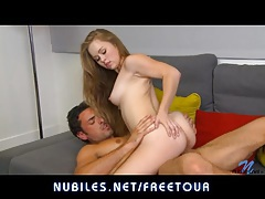 Madison Chandler sucks and fucks a hard cock tubes