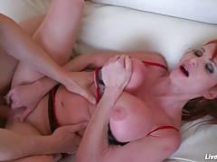 Taylor Wane Busty MILF Wants More Sex tubes