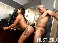 Jynx Maze is a hot Latina who takes a hard anal pounding! tubes