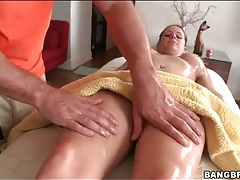 Erotic massage for the gorgeous Rachel Roxxx tubes