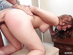 Teased by big tits and fucking that bitch tubes