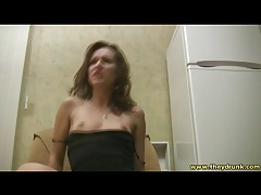 Chick gets drunk and sucks a dick tubes