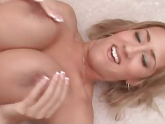 Trina Michaels sucks a big dick with tits out tubes