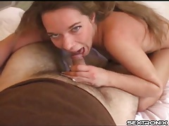Lap dance and cocksucking with skinny beauty tubes