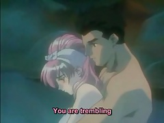 Lovemaking with pink haired hentai beauty tubes