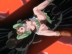Interracial double penetration of hentai girl tubes