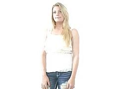 Blonde Calendar Model Audition - Netvideogirls tubes