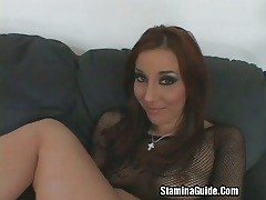Redhead Babe Get Facial On Anal Sex tubes