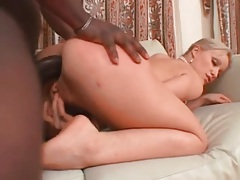 Big black cock bones her in the asshole lustily tubes