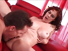 Happy mom with perfect round tits fucked hard tubes