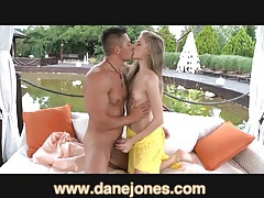 Danejones petite young girl wet on his cock tubes