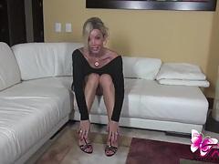 Ana mancinis pink toes tubes