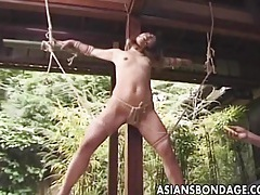 Japanese bondage outdoor (uncensored) tubes