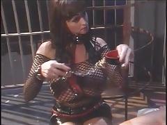 Kinky ladies in high heels play dirty tubes