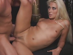 Blonde with a sexy twat fucked hardcore tubes