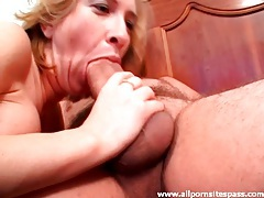 Hairy blonde fucked by thick dick from behind tubes