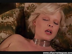 Vintage hardcore group scene with beauties tubes