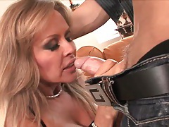 Carolyn reese a blonde milfs loves when a big cock is sunk deep in her tight twat! tubes
