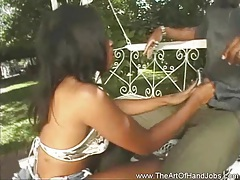 African outdoor handjob honey tubes