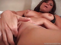 Cocksucker takes off her bikini and blows you tubes