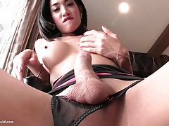 Ladyboy om cigars and cocks tubes
